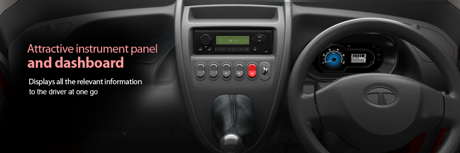 Tata Motors IRIS - Style Features